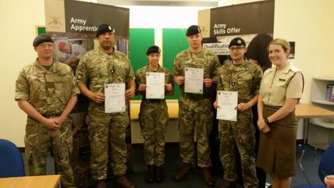 ECDL becomes part of Military Basic Training in Ireland and elsewhere