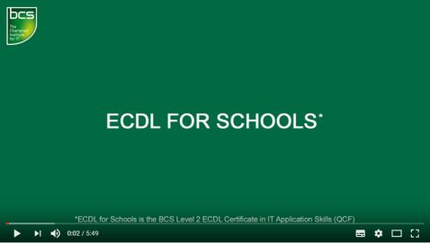 UK maps ECDL onto the Qualification and Credit Framework